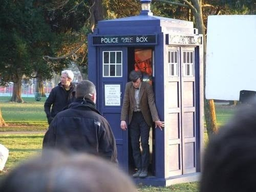 More Doctor Who Soccer Set Pics!