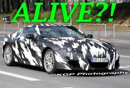 Acura NSX May Get Hybridized?