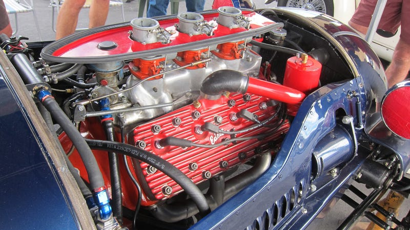 Hardcore Engine Porn From The Monterey Historics and Pebble Beach