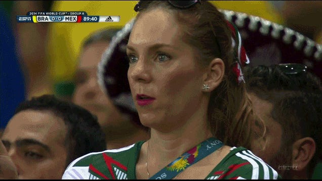 Mexico Fan Speaks For All Of Us Who Just Watched That Match