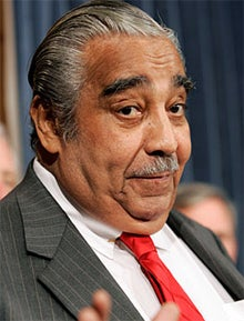 Embattled Rangel Sends Out 'Birthday Gala' Invites