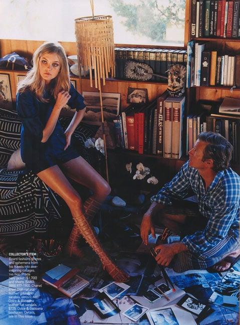 The 10 Best U.S. Mag Fashion Editorials Of 2007