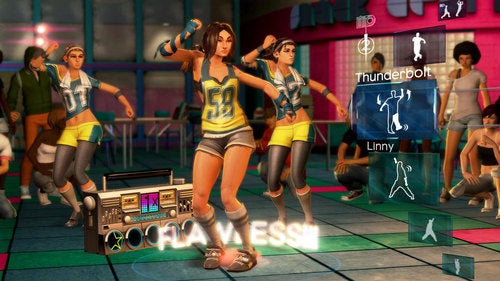 Kinect Games Gallery