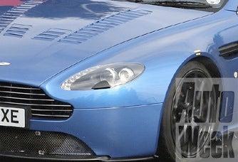 Aston Martin V12 Vantage RS Caught Testing On Nurburgring