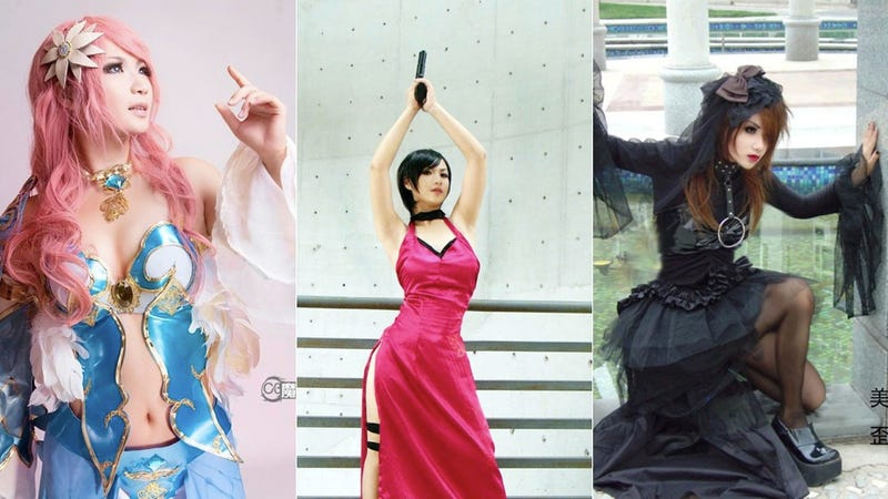 From Chun-Li to Final Fantasy, This Lady Gets Thumbs-Up