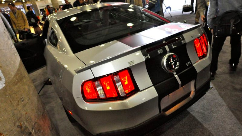 Shelby GTS is cheapest way to live the dream