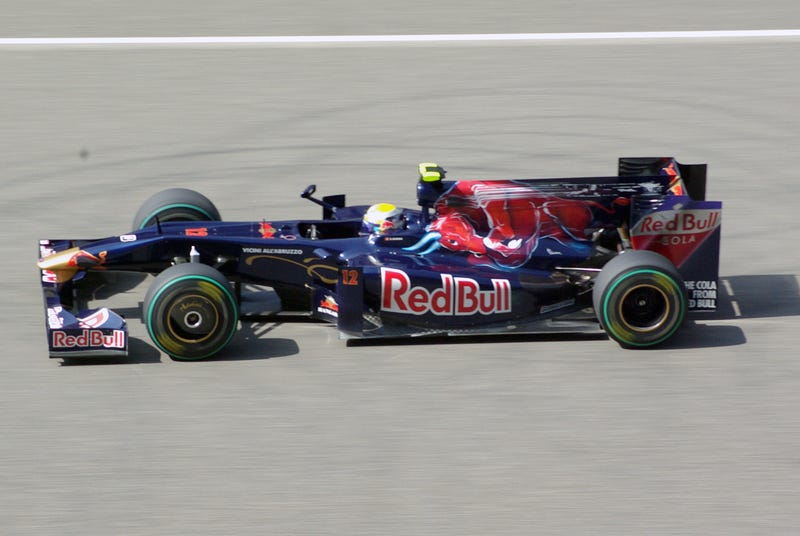 2009 Chinese GP, Day Two: Qualifying And The F1 Lifestyle