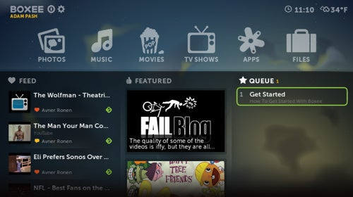 Boxee Beta Updates with Over 500 Squashed Bugs