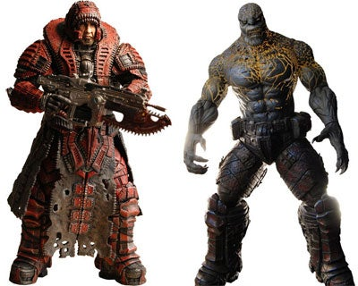 New WoW, Gears Of War Figures For Your Adult Bookshelf