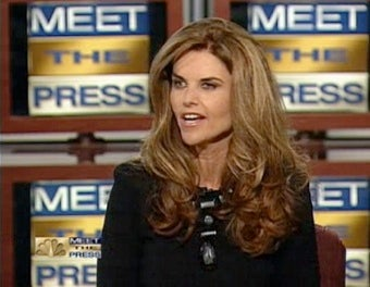 Maria Shriver, Valerie Jarrett Discuss The Changing Role Of Working Women On Meet The Press