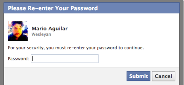 Locked Out of Your Facebook Account? Trusted Contacts Will Save You