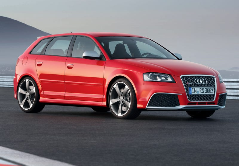 Audi RS3 Sportback: Epic Comes In Any Size