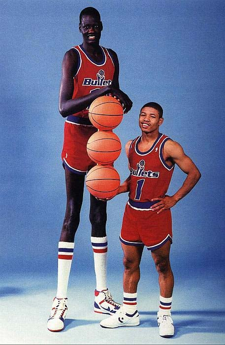 Manute Bol Is Dead