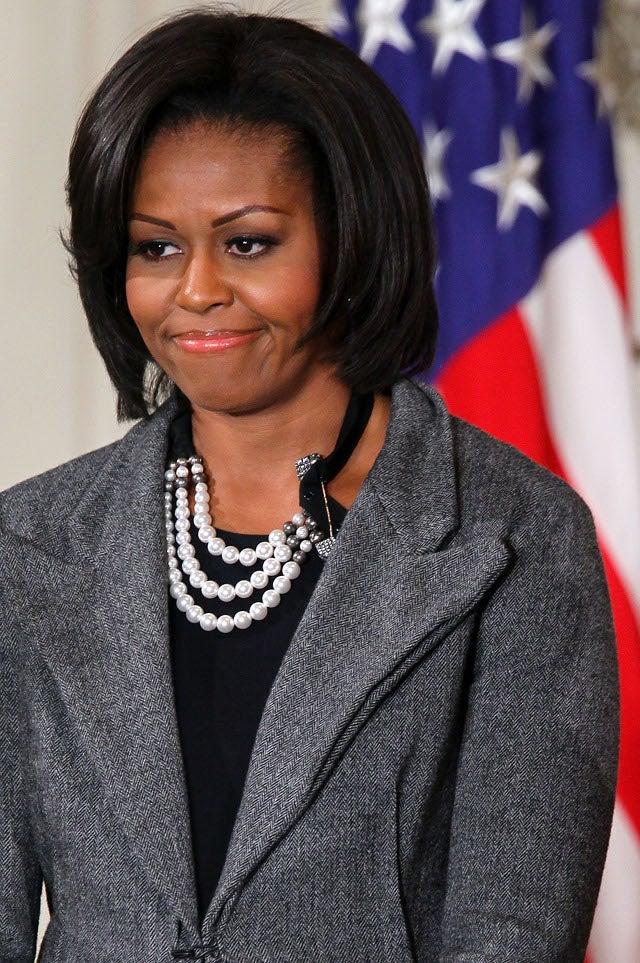 Is Michelle Obama Abandoning Fashion?