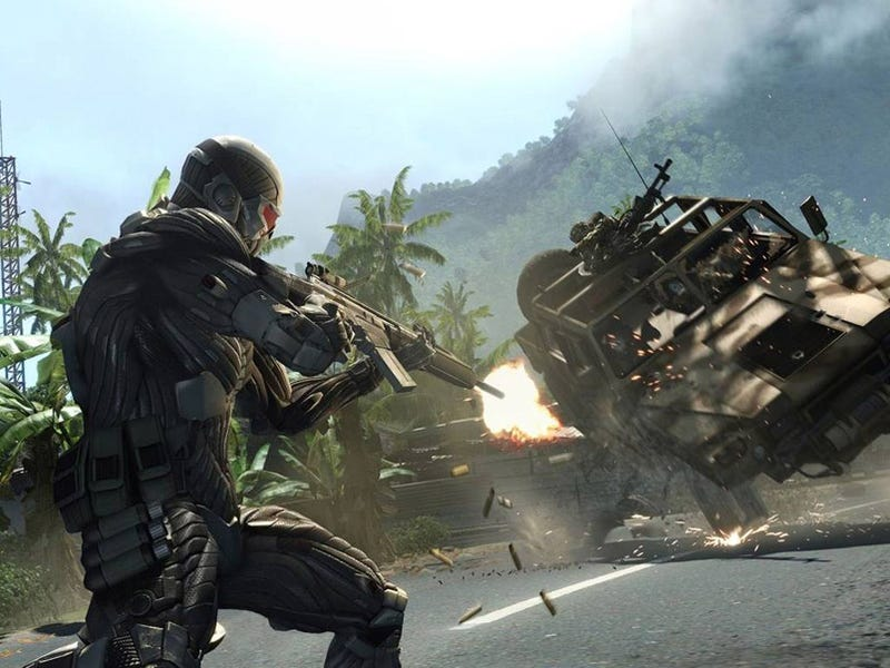 Crysis 2 Is Announced, Multi-Platform