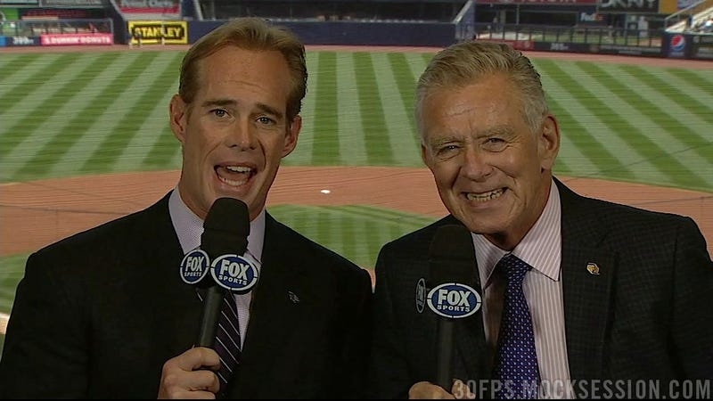 Joe Buck Will Work Both Giants Games In San Francisco Today