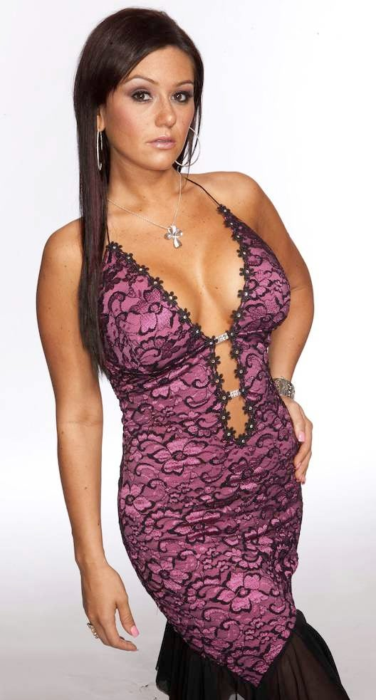 JWoww's Horrific Bedazzled Clothing On Sale Now!