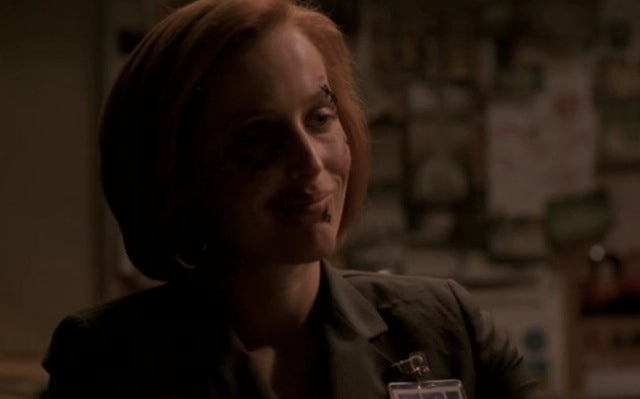 Mulder and Scully reveal the dire consequences of hate sperm in this ridiculous X-Files episode