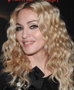 HuffPo Bravely Investigates Madonna's New Mustache