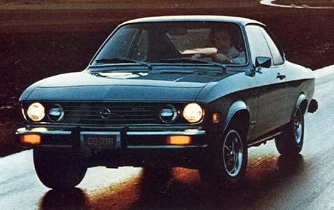 What To Drive In '75: Manta or Capri?