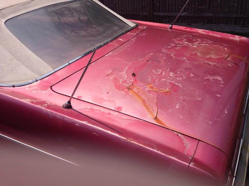 What Can You Tell Me About This Abandoned Impala in my Tokyo Suburb?