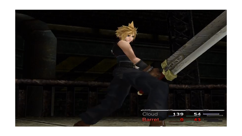 How To Make Final Fantasy VII Look Like An HD Remaster