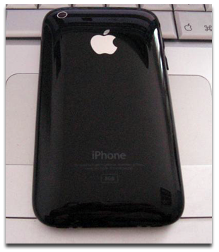 More iPhone 2 Details: 3G, GPS, Back in (Glossy) Black and a Little Fatter