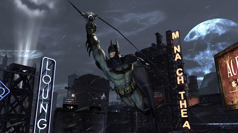GameFly Says People Wanted Batman More than Modern Warfare 3 or Skyrim