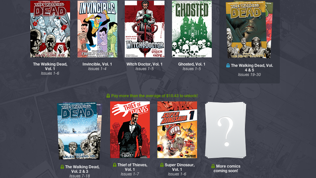 Deals: Halloween Comes Early, Walking Dead Comics Humble, Arkham Knight
