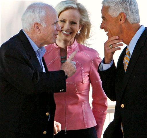 McCain Wins Rudy!