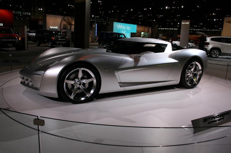 Chevrolet Sting-Ray Concept