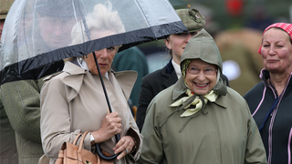 Queen Elizabeth II Is Only Happy When She Reigns