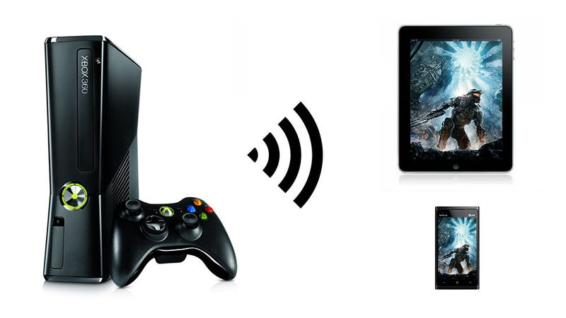 "Microsoft Wants to Stream Console Games to Phones, Turning Handhelds Into ""Xbox Live Companions"""