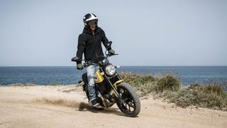 Haters-Be-Damned, The Ducati Scrambler Is Rad