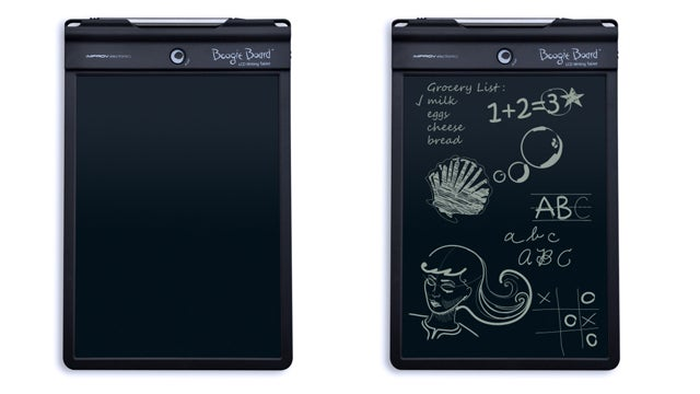 """Paper Replacement"" Boogie Board Tablet Got Taller Since You Saw It Last"