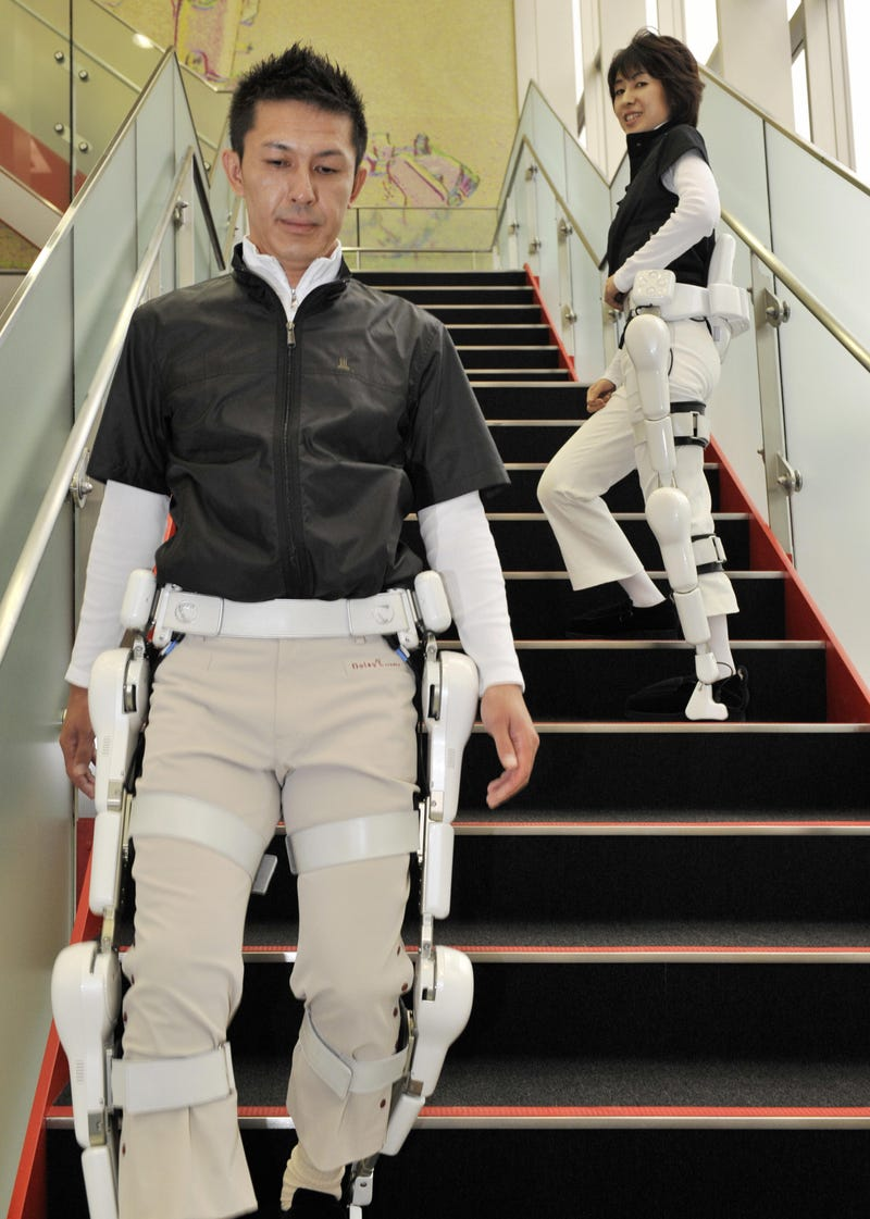 Japan Is Creating Your Future Cyborg Overlords Right Now