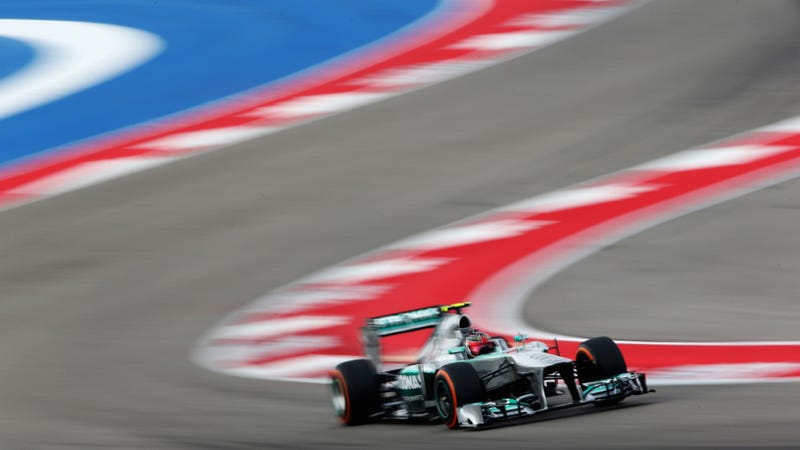 USGP Qualifying Open Thread