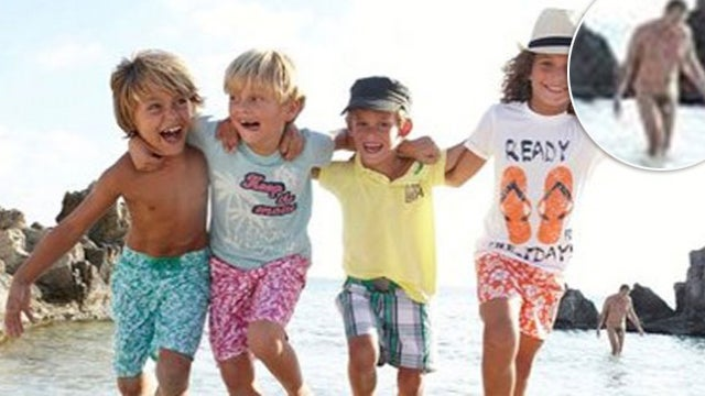 Rule #1 For Kids' Clothing Catalogs: No Naked Men