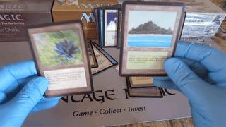 Dude Opens Magic Card Deck, Finds $30,000 Card [UPDATE]