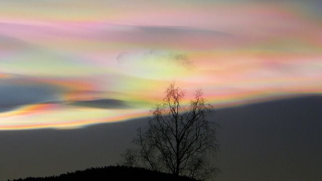 How this rainbow cloud is waging chemical warfare on us