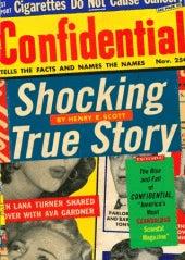 When Gossip Was Gritty: Confidential Magazine