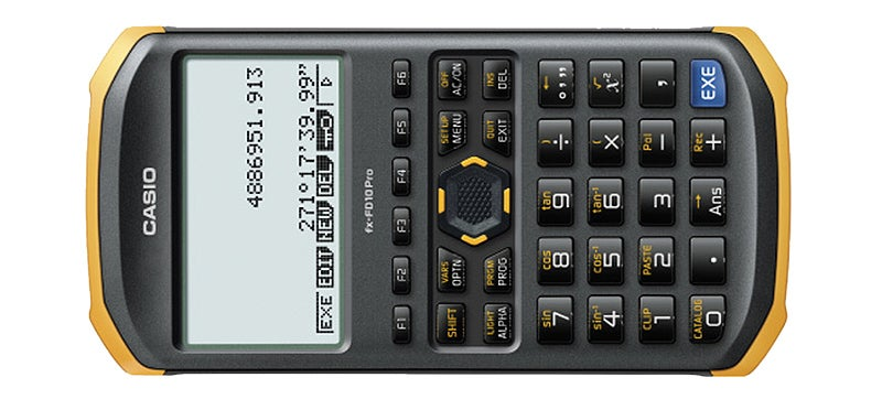 This Rugged Outdoor Calculator Can Survive Everything But Obsolescence