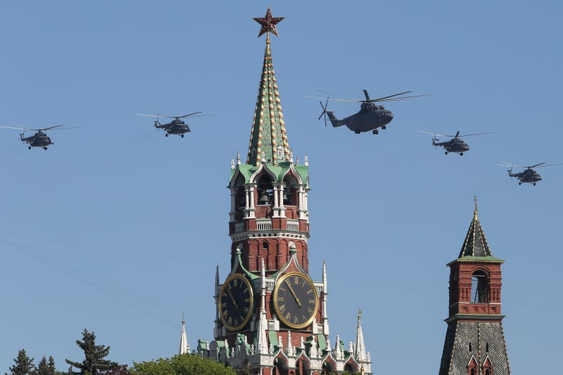 Victory Day: Unnerving Soviet-Style Militarism In The Age Of Putin