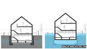 UK Environment Chair: Build Floating Houses to Reduce Flood Damage