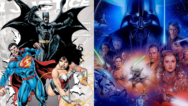 DC and Star Wars: Two Very Different Approaches To Sprawling Backstories