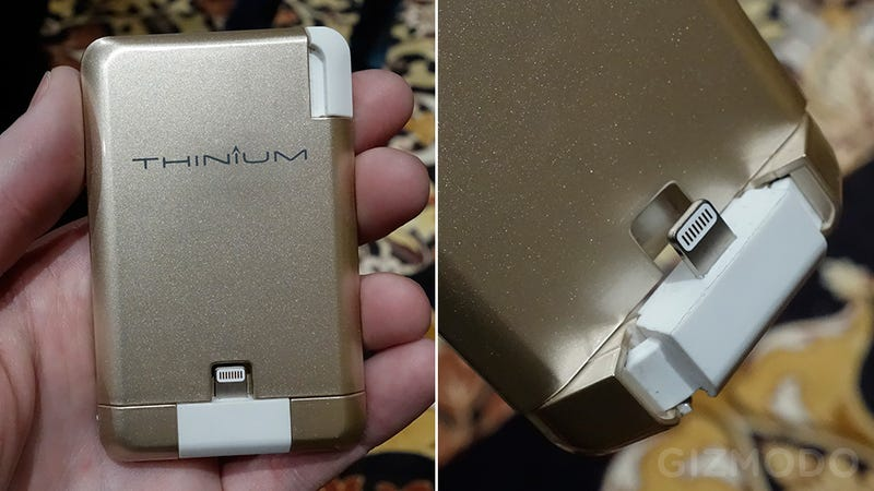Swap Your Phone Charger For This Thin Transforming Adapter