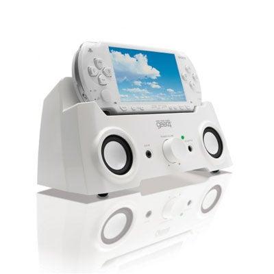 SonicBoom, Gear4's PSP Speaker System