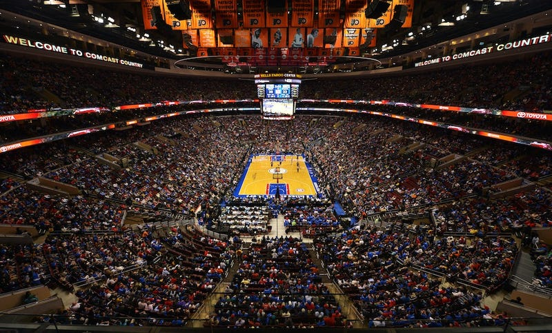 Sixers Fan Buys 18 Tickets To Tonight's Game For Less Than A Dollar