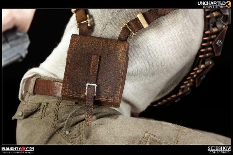 A $350 Representation Of Nathan Drake's Half-Tuck