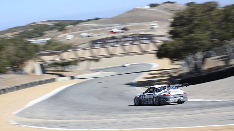 Grand-Am At Laguna Seca: The Über Gallery